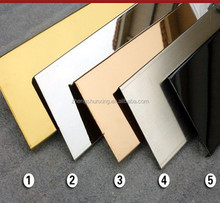 201 Color Mirror Stainless Steel Sheet/Plate Surface:NO.1