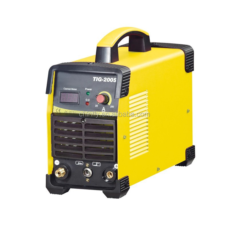 Manual tungsten electrode argon arc welding machine portable welding machine price
