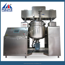 FME 200l vacuum emulsifying cream making mixer machine