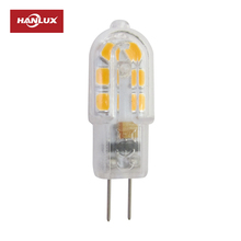 Energy saving 1.3w G4 led 12v light lamp bulb