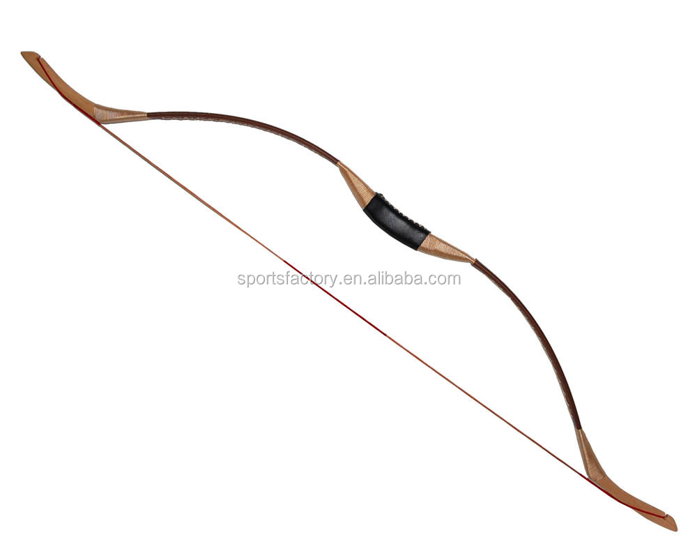 Handmade Archery Wood Recurve Bow Made 60125034844 on multi curve