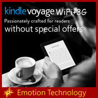 Amazon All-New Kindle Voyage WiFi + 3G without special offers Wholesales Electronic Books reader Kindle Voyage