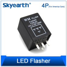 electric light flasher/flasher relay for motorcycle/led flasher relay 12v