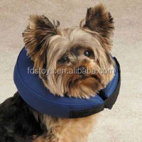 Factory direct pvc Inflatable Protective Dog Collar for pets