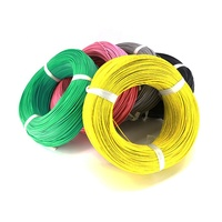 22 AWG 300V/600V Silicone High Voltage Automotive Wire Cable