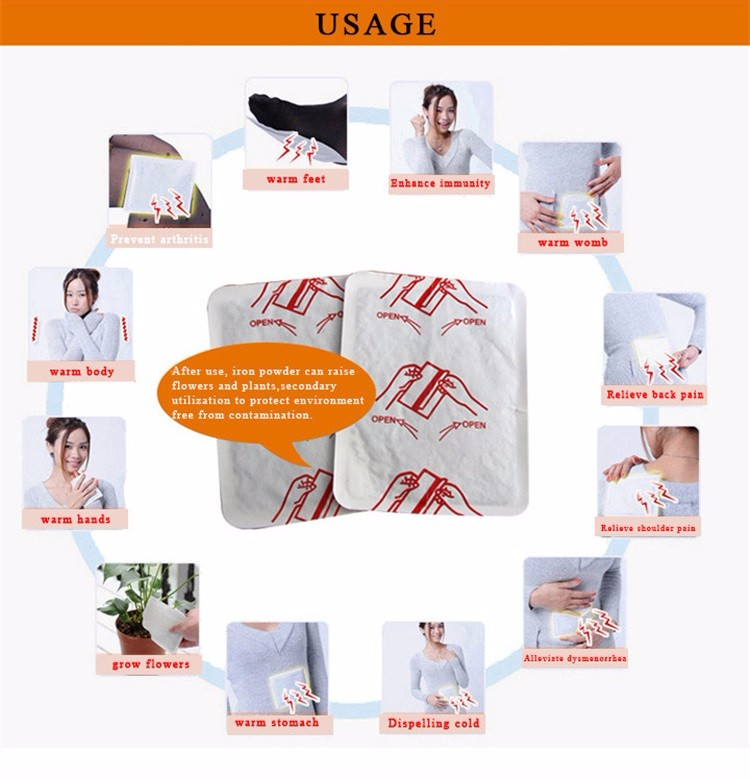 magic Physical therapy warmer pad pain relief body heat patch
