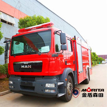 factory MAN brand new airport fire truck/military fire trucks for new design