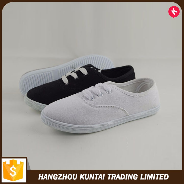 Proper price top quality new style canvas shoes