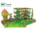 (HE-9602)Amusement Park Jungle Theme Kids Indoor Playground For Sale