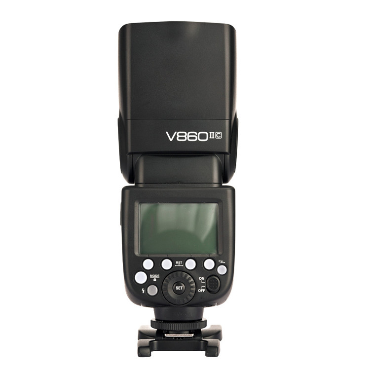 Godox V860 II C ving TTL Flash Light Speedlite Flash for Canon 5D Mark III 80D 70D DSLR