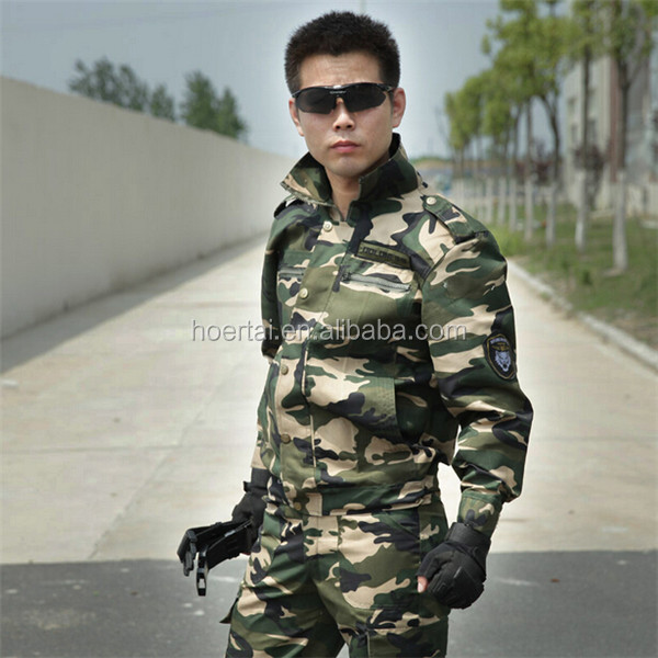 ACU American army military suit