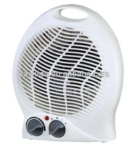 hot sale fan heater with 2 heating