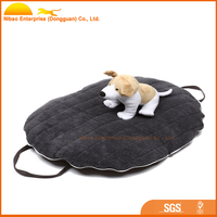 Multi-function dog bed dog mat
