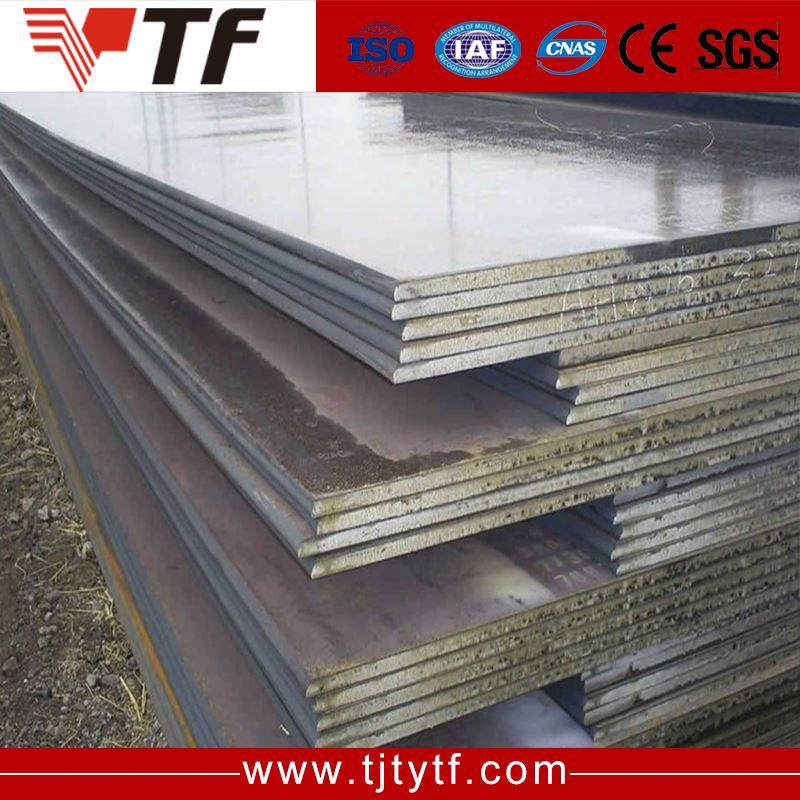 Steel price per ton Manufacturing steel used steel plate scrap for sale