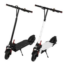 High technology comfortable e scooter green environment electric scooter 10 inch