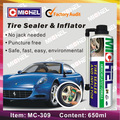 Puncture free Tyre Repair Sealent & Inflator