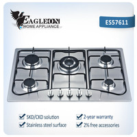 Stainless Steel Gas Stove Cocina de gas