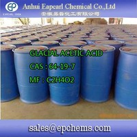 Hot sale glacial acetic acid list cleaning chemical formula white glue