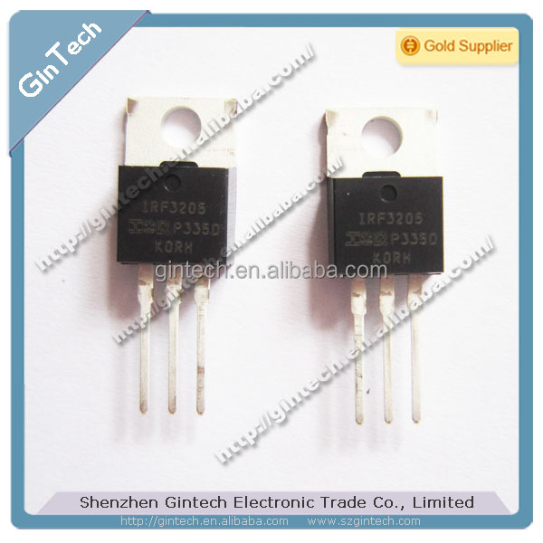 HEXFET Power MOSFET N-CH 55V 110A IRF3205pbf IRF3205 TO220