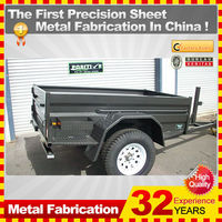 2014 new model motorcycle camping trailers motorcycle cargo trailer