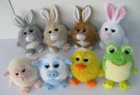 easter bunny soft toys
