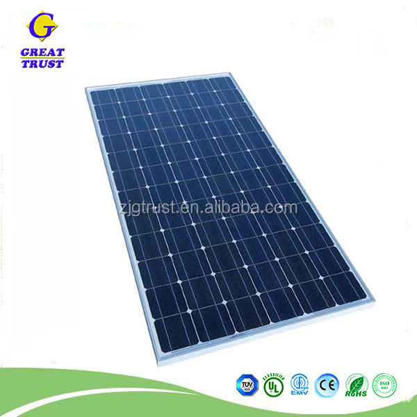 best price power 130w solar panel