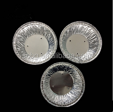 aluminum foil container for tart Meal Box for Catering Industry