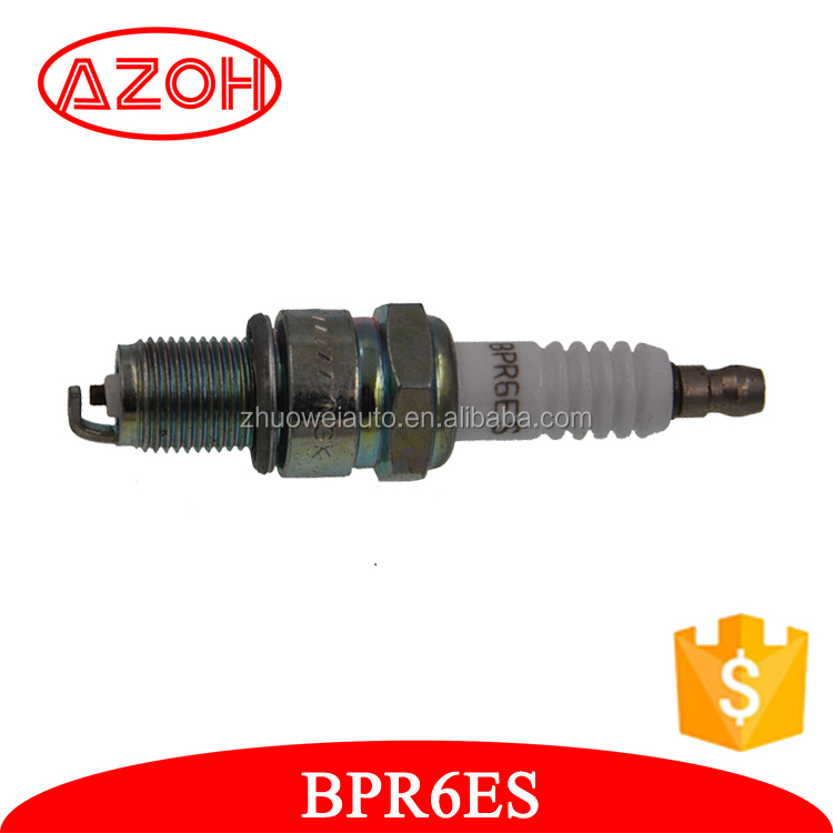 Hot-sale Japan NG-K genuine spark plug ignition fire plug for automobile Chevrolet Audi OEM.BPR6ES