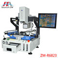 New HIGH efficient ZM-R6823 Full automatic BGA Chip rework machine for SMT Computer PCB Chips Rework