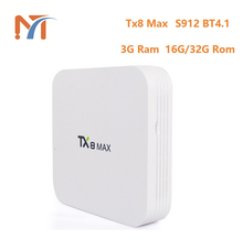 TX8 Max power sat digital satellite receiver smart tv box