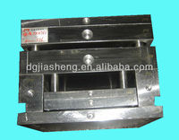 Die casting mould bolster