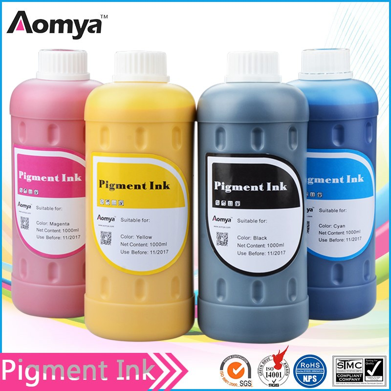 Waterproof refill inkjet pigment ink for Epson/Canon/HP