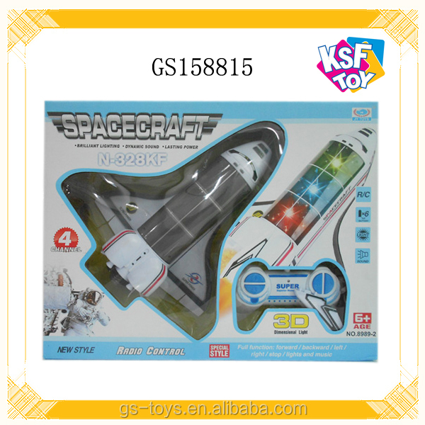 4 Channel Radio Control Helicopter With Light