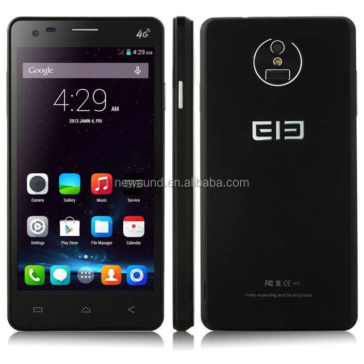 Hot in Europe elephone p3000s elephone MTK6592 Octa Cores 4G LTE Smartphone Alibaba Phone In Spain