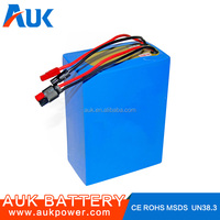 AUK Rechargeable Battery 12v 65ah Battery Lithium ion Battery Pack