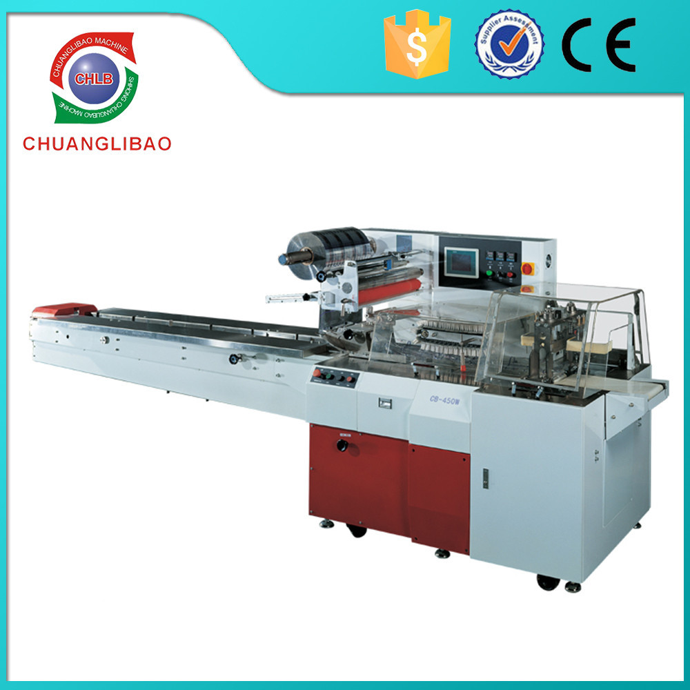 Reciprocating Aluminum Foil Bag Cotton Candy Packaging Machine