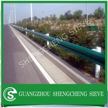 Used for building site protection aashto m180 galvanized steel highway guardrail for sale