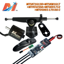 Maytech rohs remote control and rc truck metal and mount and 5065 170kv brushless dc motor and pwm super esc based vesc