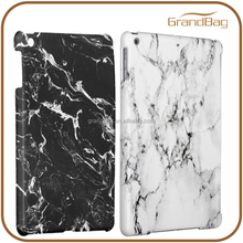 Guangzhou Genuine Marble Printed Pattern Leather Protective Cover Case for iPad mini/Air/1/2/3