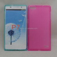 hot selling Clear case for huawei ascend p7
