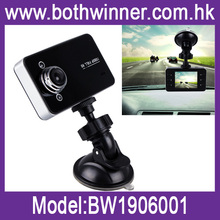 "1080P Hd 2.5"" Lcd Night Vision In Car DVR Accident Camera Video Recorder"