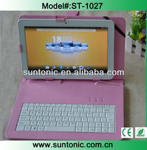 Elaborate-designed 10.1 inch duad core tablet pc with 1024*600 LCD 1GB RRD3 16GB storage
