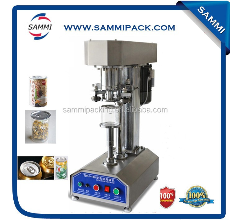 stainless steel desktop sealing machine automatic easy open cans sealer <strong>equipment</strong>