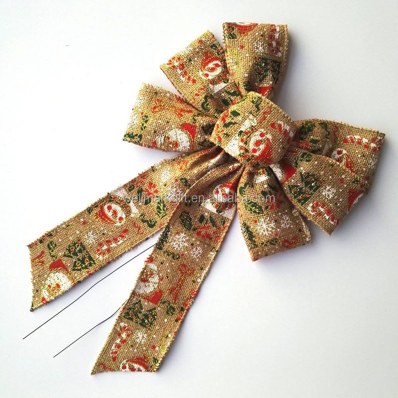 Gift Packaging Ribbon Bow