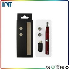 2017 USA hot sale wax dry herb vaporizer mini protable wax vape pen with 650mah evod battery