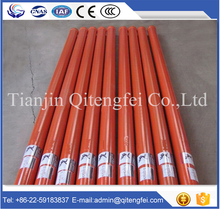 Construction building material wear-resisting concrete tremie pipe