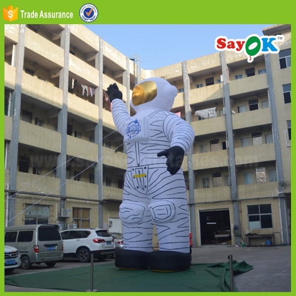 inflatable cow costume car cat dinosaur cartoon model for advertise