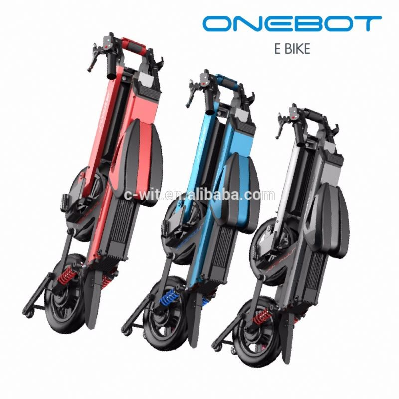 2017 latest fashion onebot drill powered bike for adults