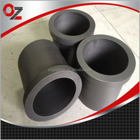 strong oxidation resistance graphite crucible for hand held melting furnace