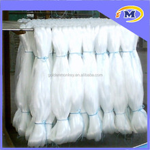 China factory Anti slip used commercial gill net Nylon Monofilament knotted Fishing Nets for fish farming